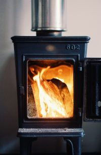 Burning issue: clean air and woodfuel
